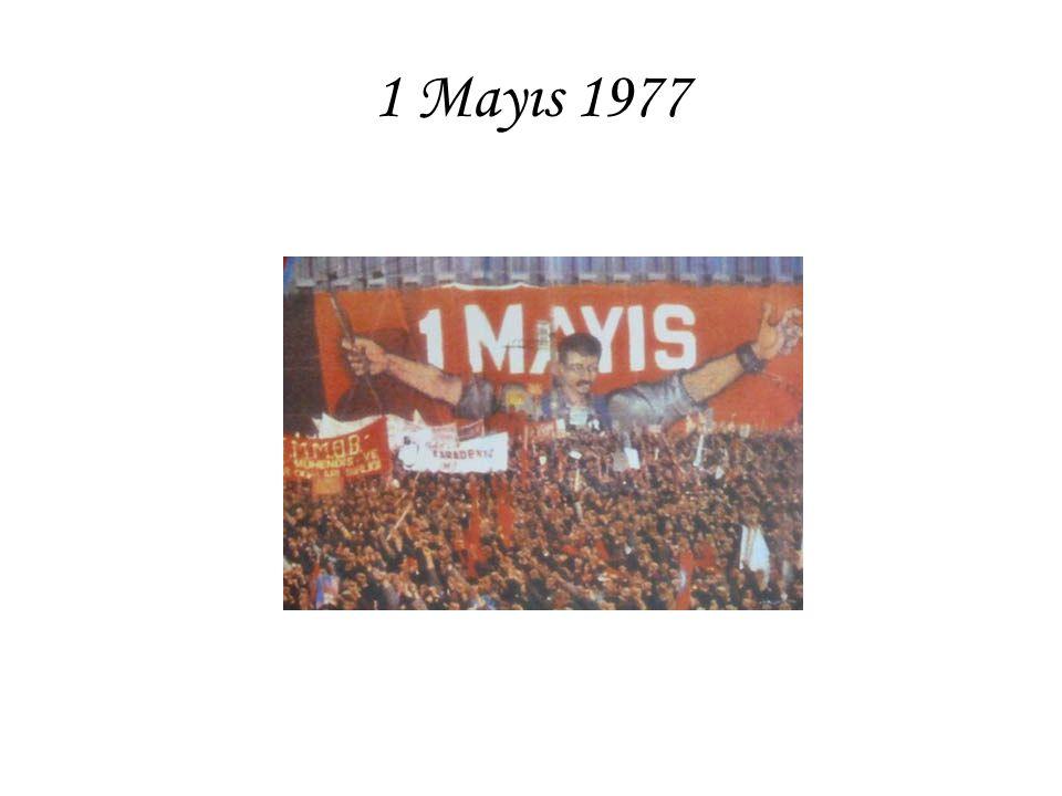 1 Mayıs 1977
