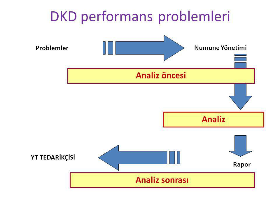 DKD performans problemleri