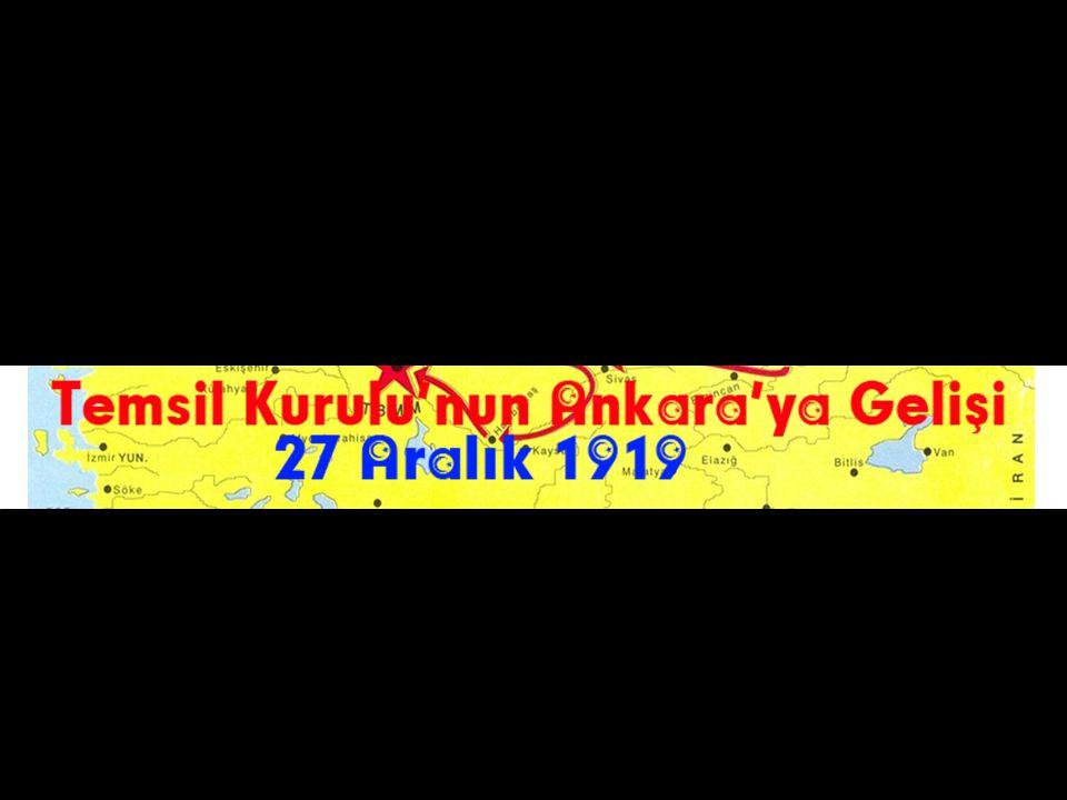 Mustafa Kemal Paşa'nın Kurtuluş Yolculuğu