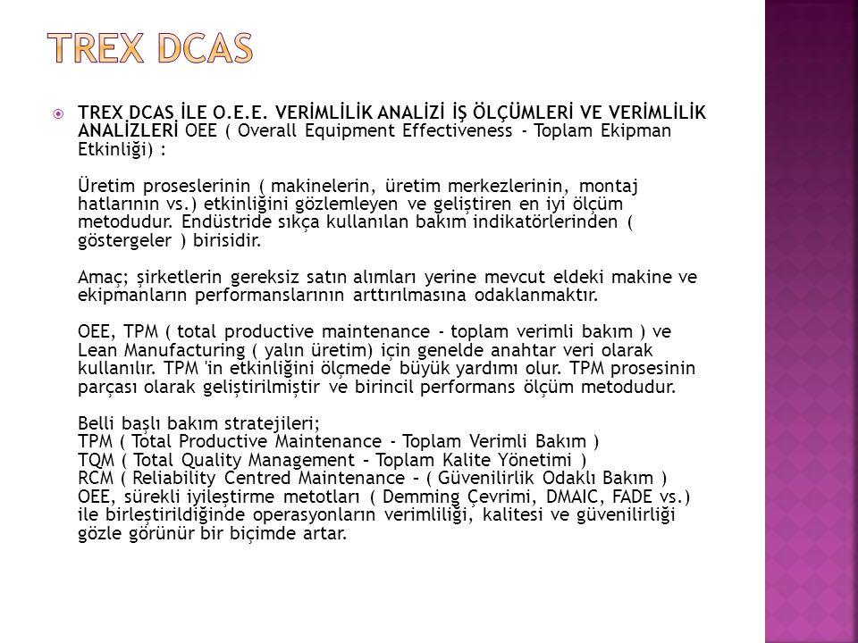 TREX DCAS
