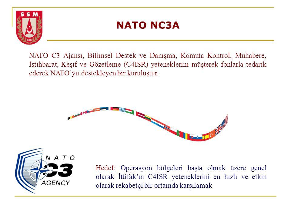NATO NC3A