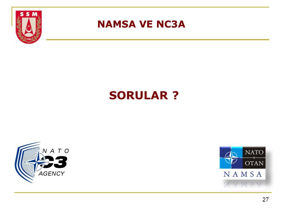 NAMSA VE NC3A SORULAR 27 27