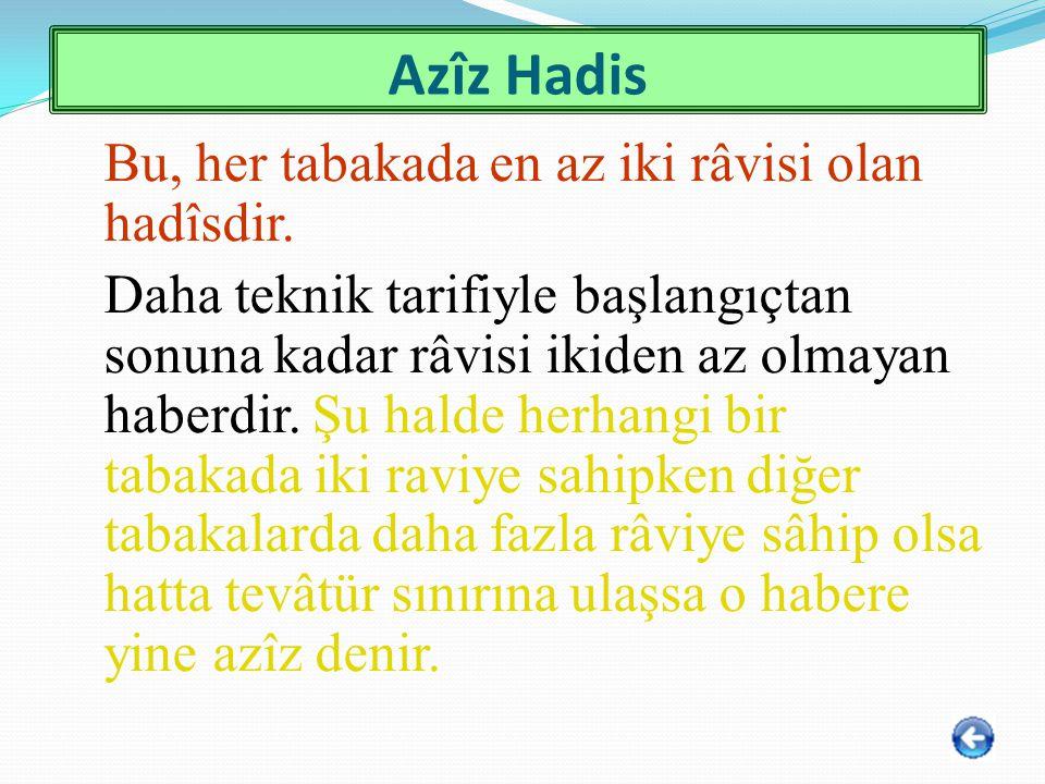 Azîz Hadis