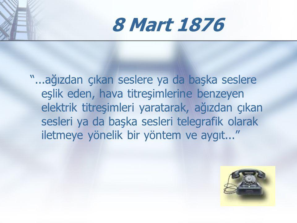 8 Mart 1876