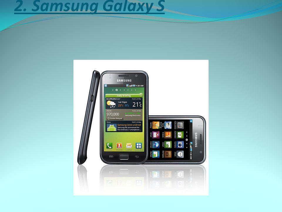 2. Samsung Galaxy S