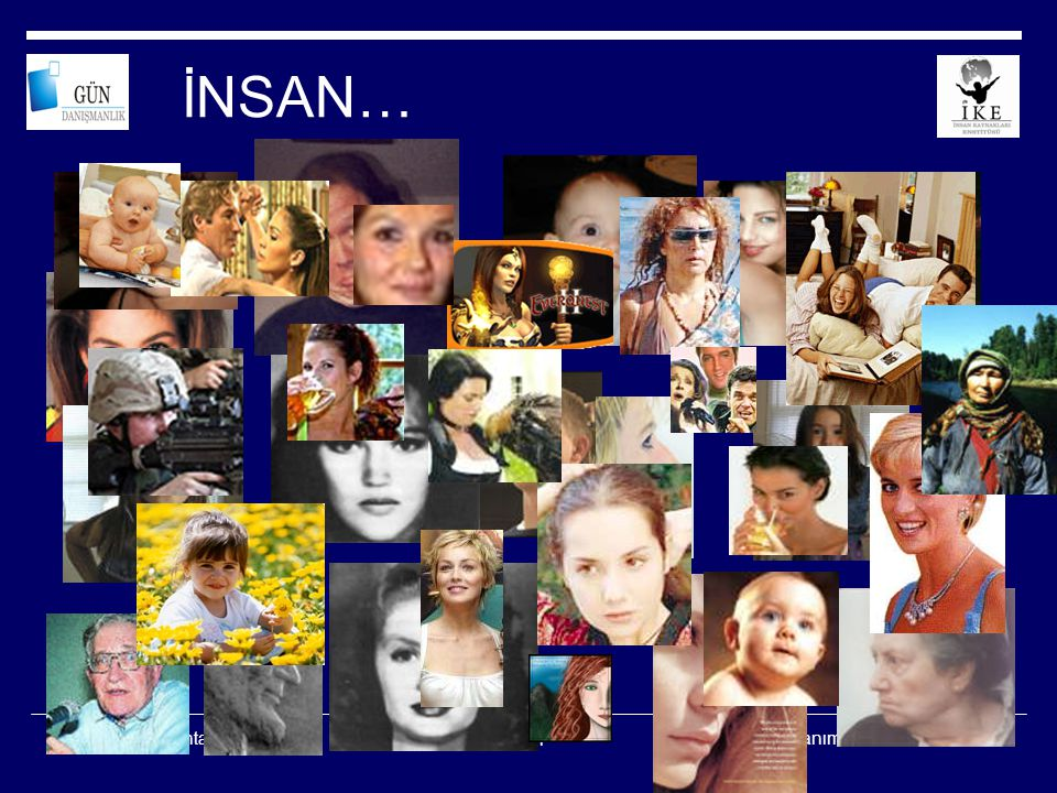 İNSAN… 5 Nisan 2008 Antalya Türk Eğitim-Sen