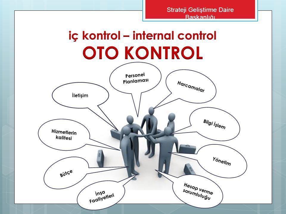 iç kontrol – internal control OTO KONTROL