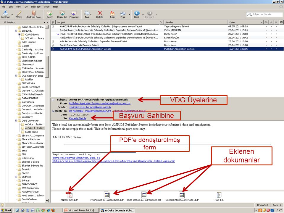PDF'e dönüştürülmüş form