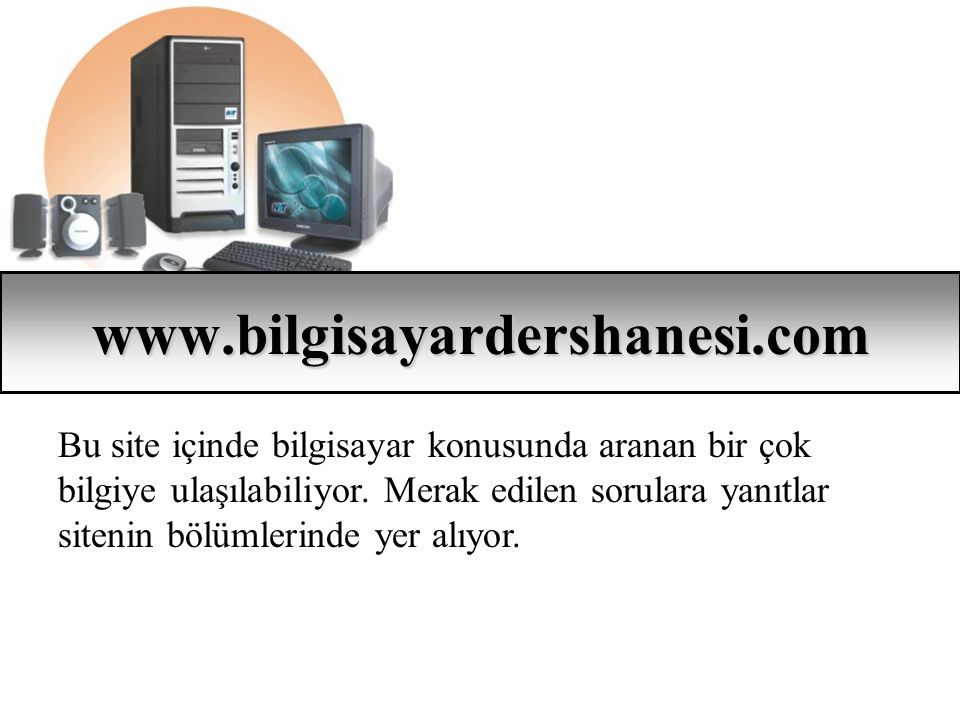 www.bilgisayardershanesi.com