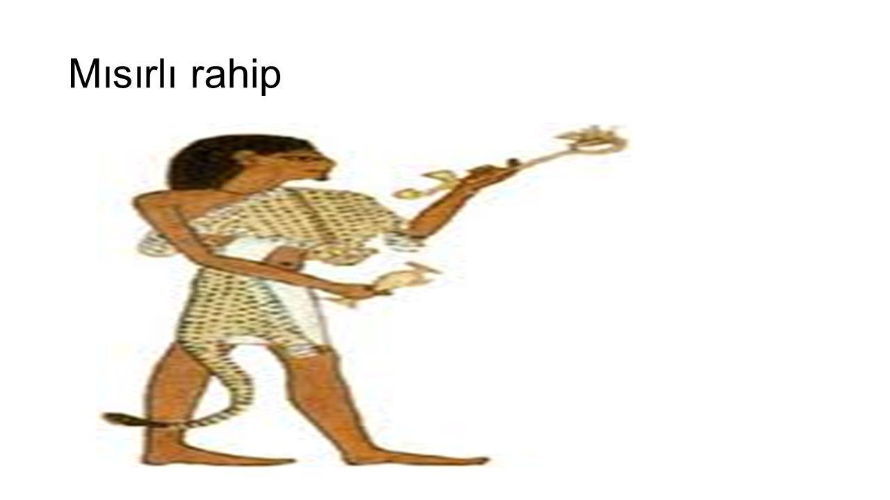 Mısırlı rahip