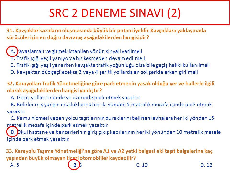SRC 2 DENEME SINAVI (2)
