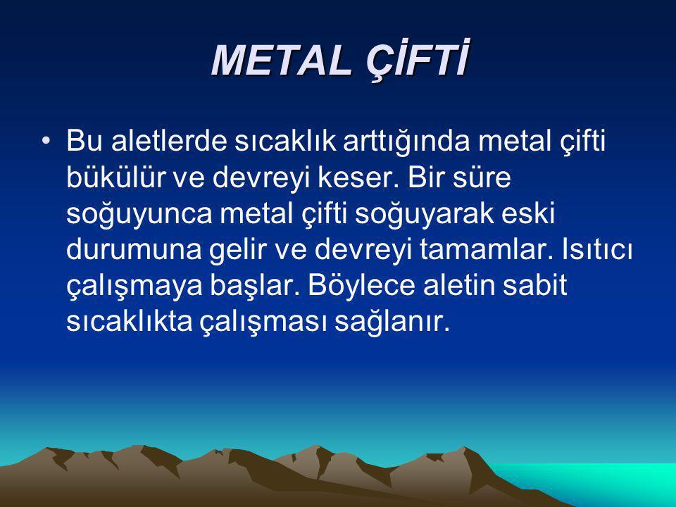 METAL ÇİFTİ