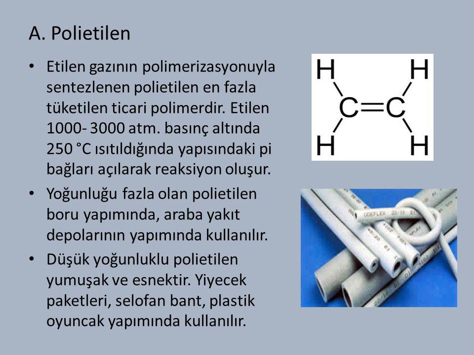 A. Polietilen