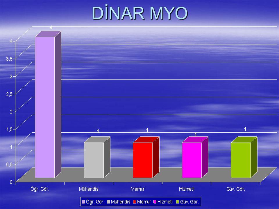 DİNAR MYO