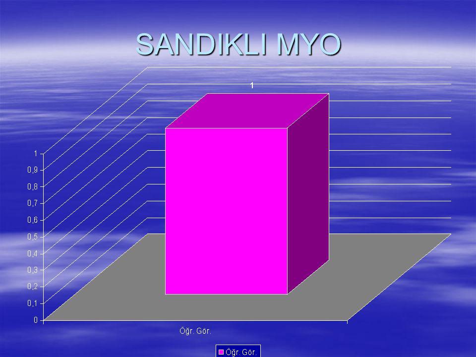 SANDIKLI MYO