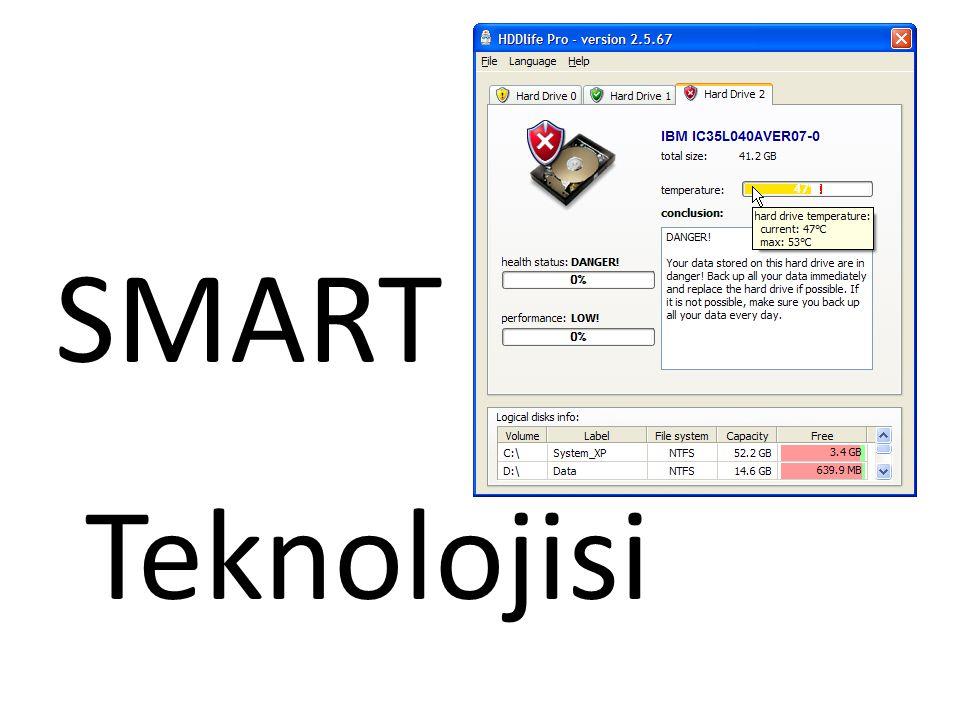 SMART Teknolojisi