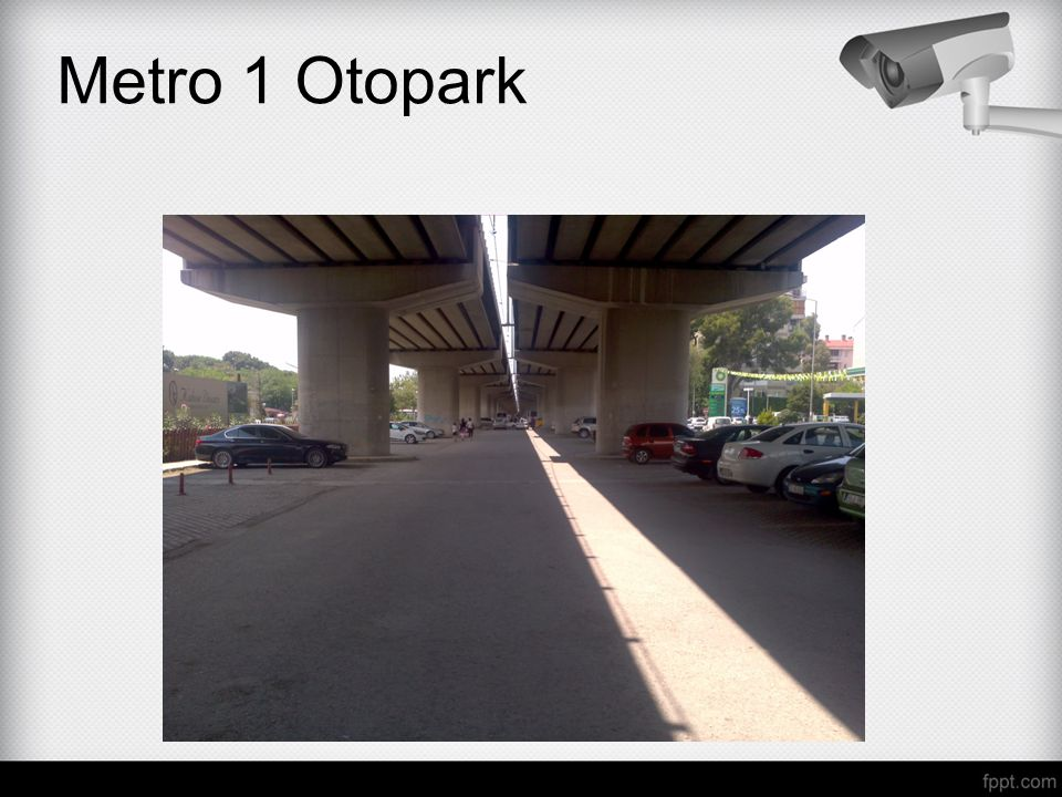 Metro 1 Otopark