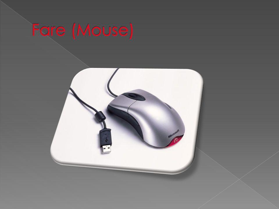 Fare (Mouse)