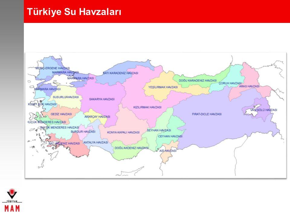 Türkiye Su Havzaları K.