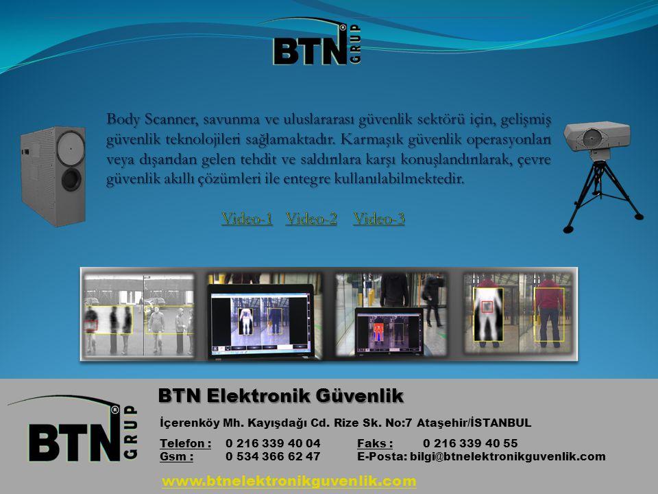 BTN Elektronik Güvenlik