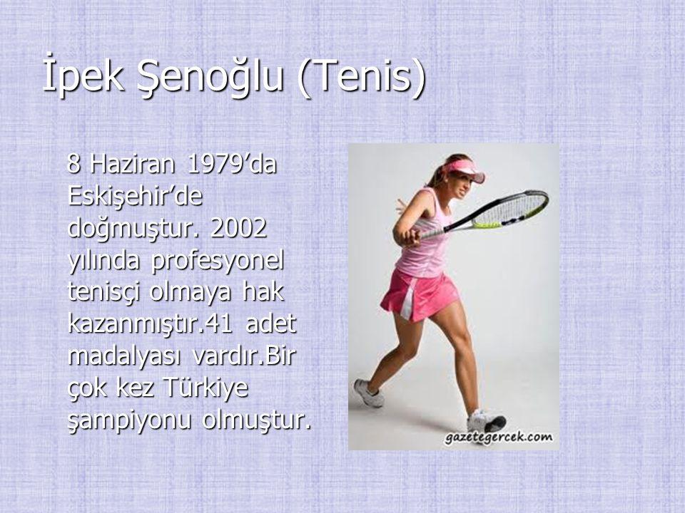 İpek Şenoğlu (Tenis)