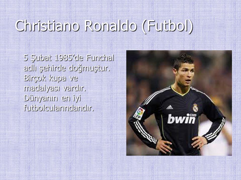 Christiano Ronaldo (Futbol)