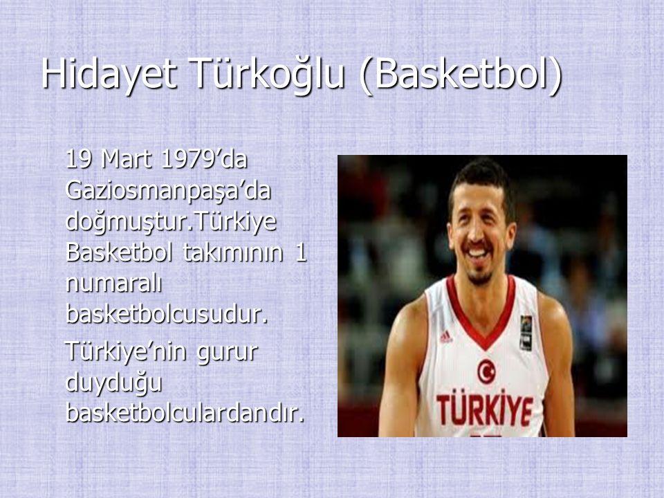 Hidayet Türkoğlu (Basketbol)