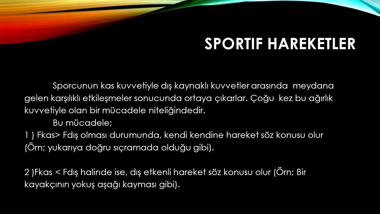 Sportif hareketler