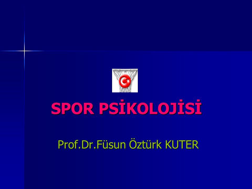Prof.Dr.Füsun Öztürk KUTER