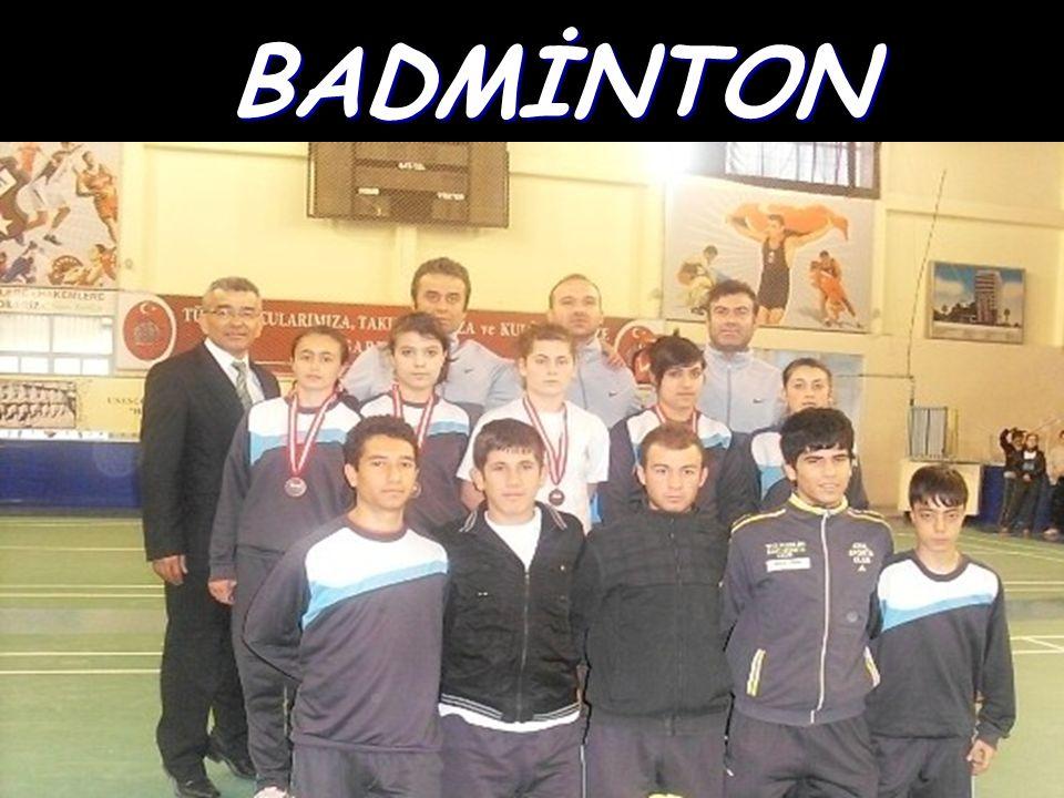 BADMİNTON