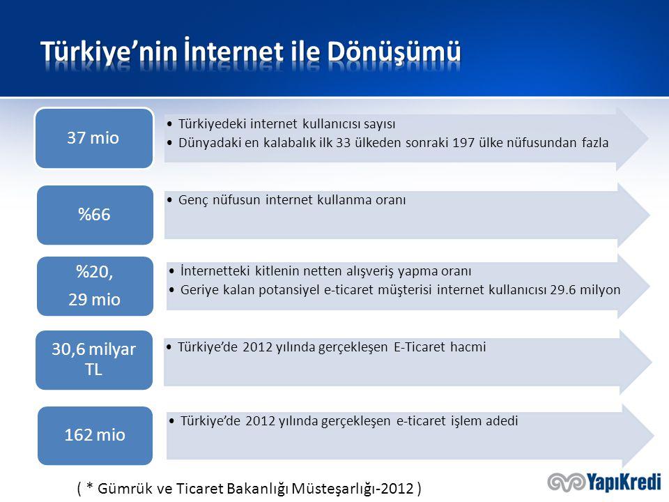 Türkiye'nin İnternet ile Dönüşümü