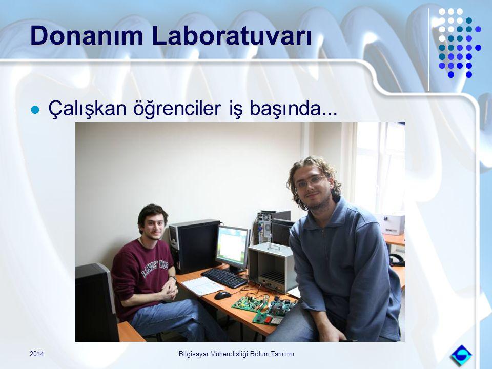 Bilgisayar Mühendisliği Bölüm Tanıtımı