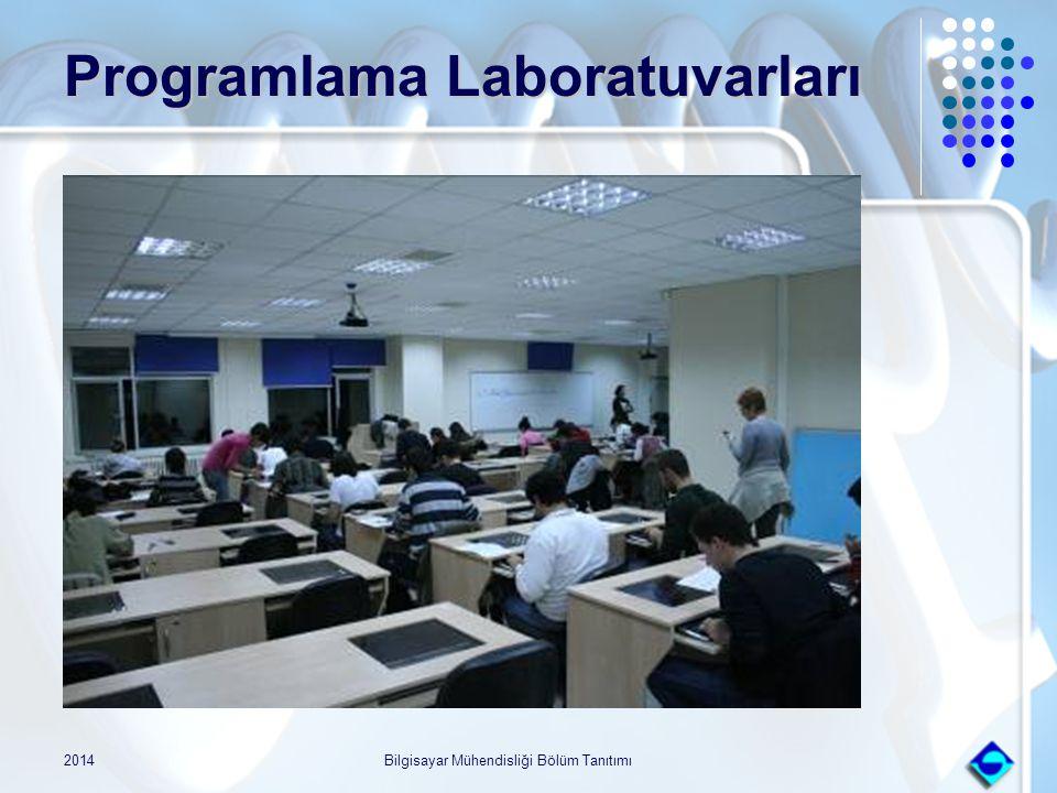 Programlama Laboratuvarları