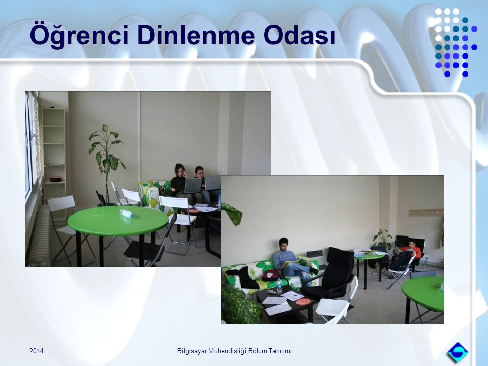 Öğrenci Dinlenme Odası
