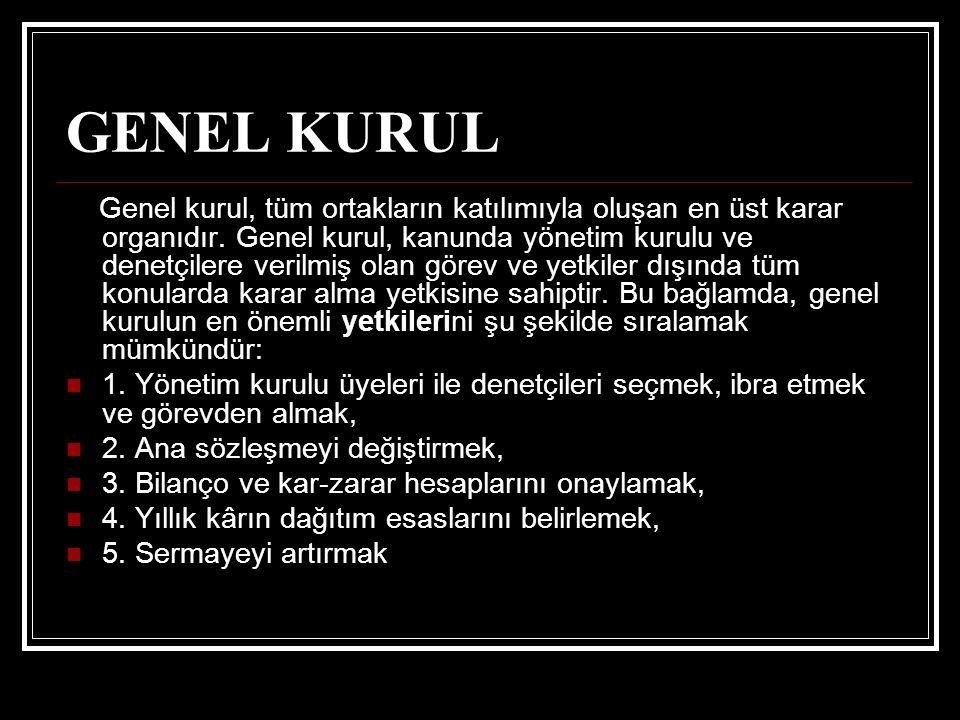 GENEL KURUL