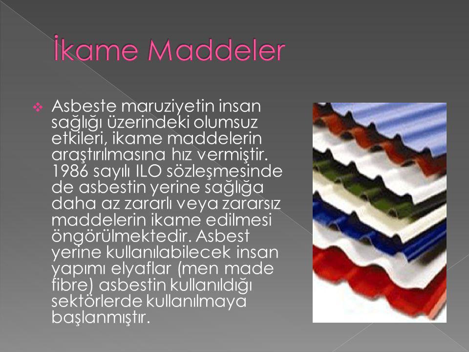 İkame Maddeler