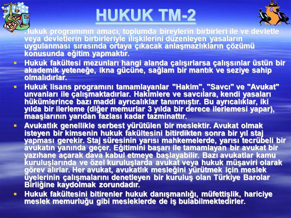 HUKUK TM-2
