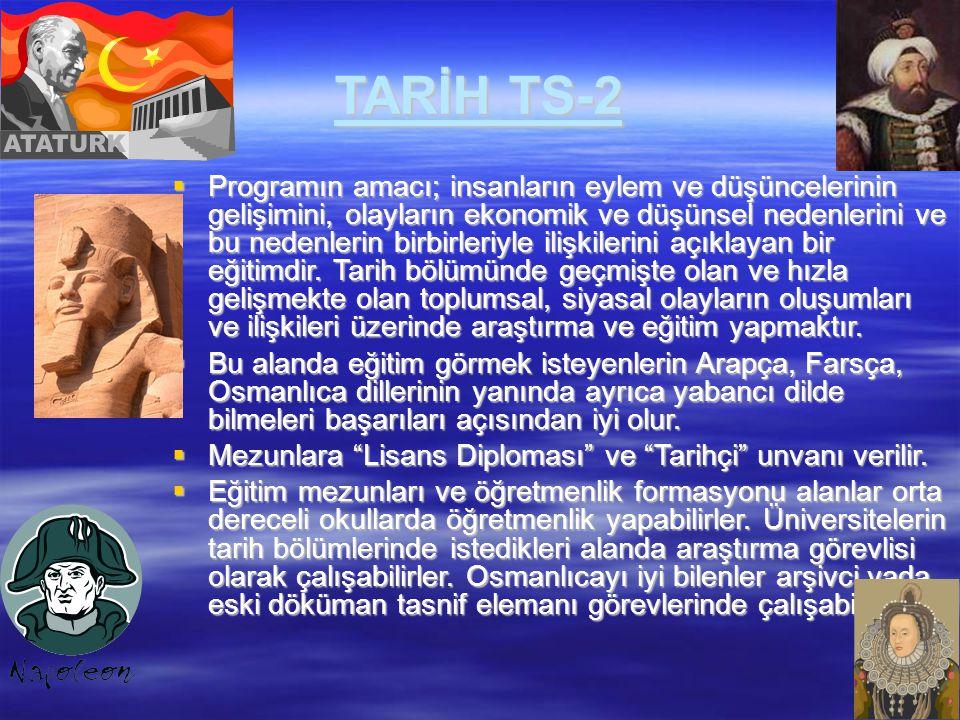 TARİH TS-2