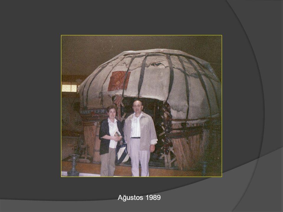 Ağustos 1989