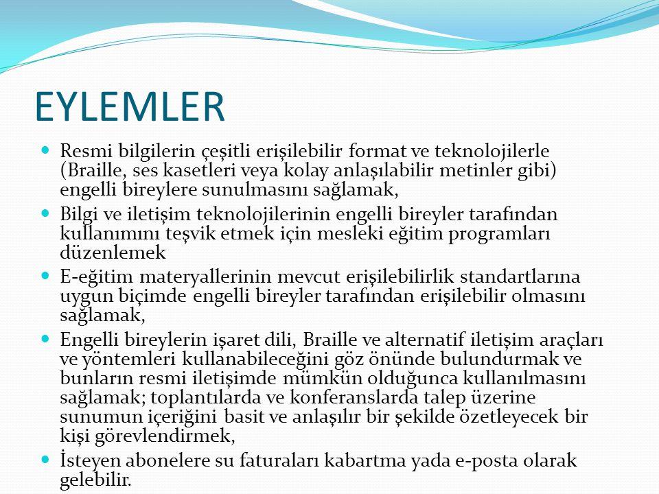 EYLEMLER