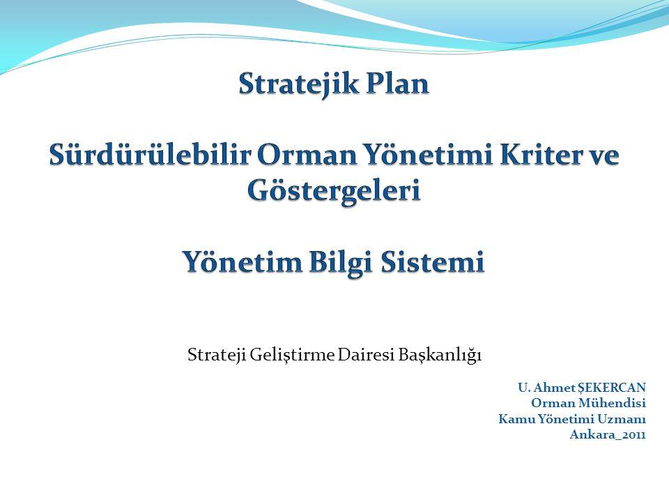 Strateji Geliştirme Dairesi Başkanlığı