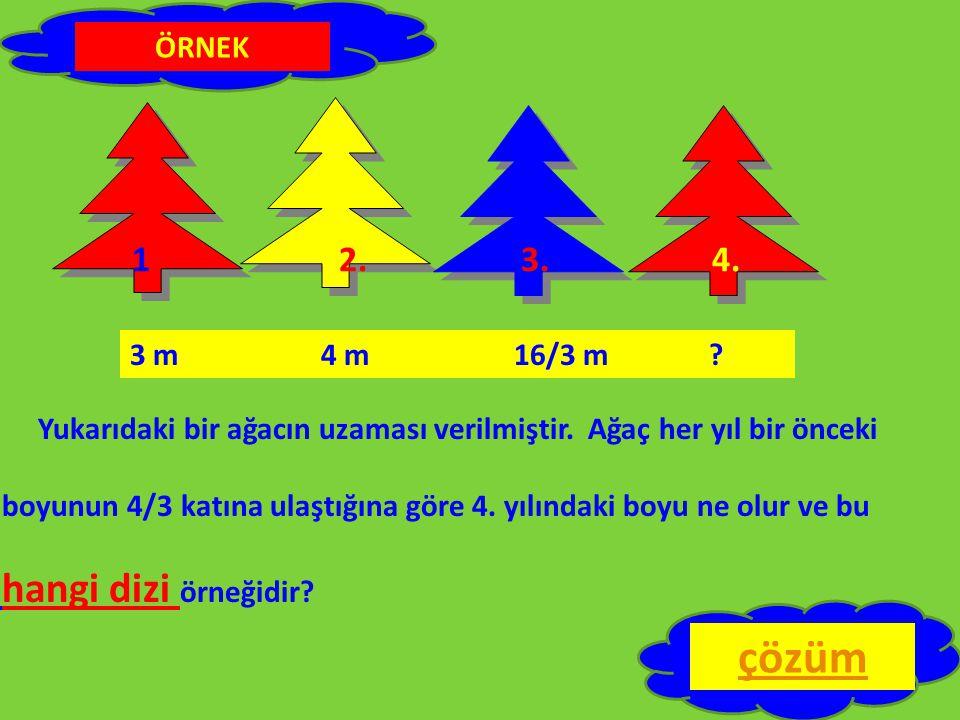 ÖRNEK 1. 2. 3. 4. 3 m. 4 m 16/3 m