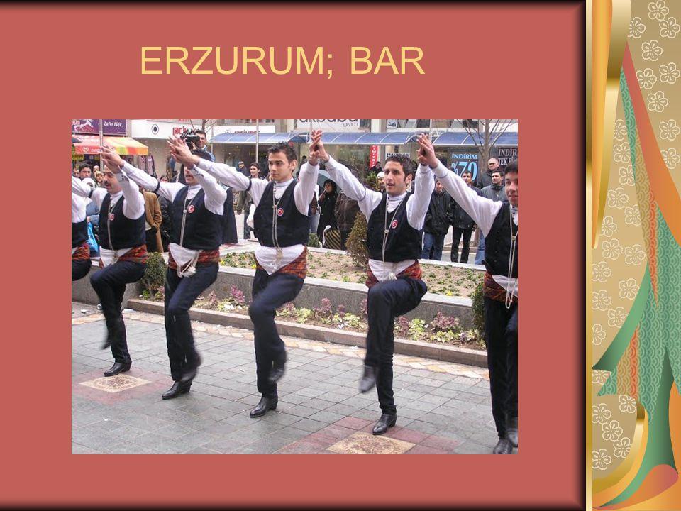 ERZURUM; BAR