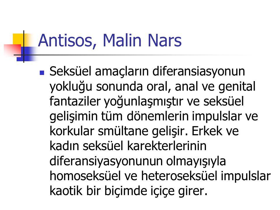 Antisos, Malin Nars