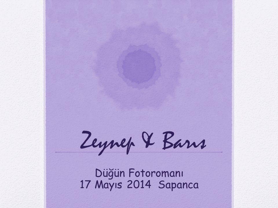 Düğün Fotoromanı 17 Mayıs 2014 Sapanca
