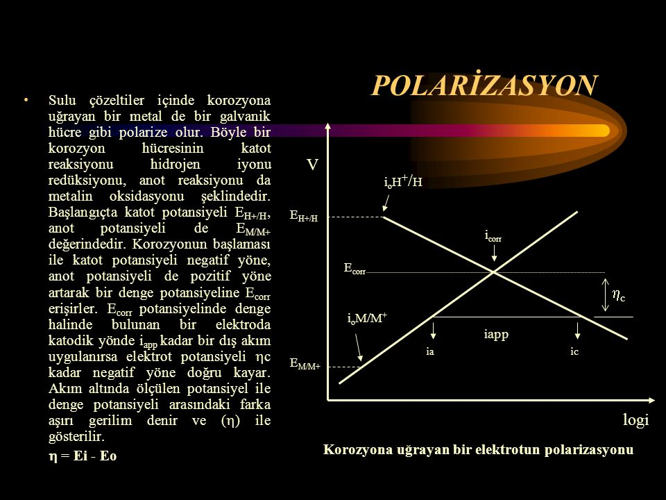 POLARİZASYON