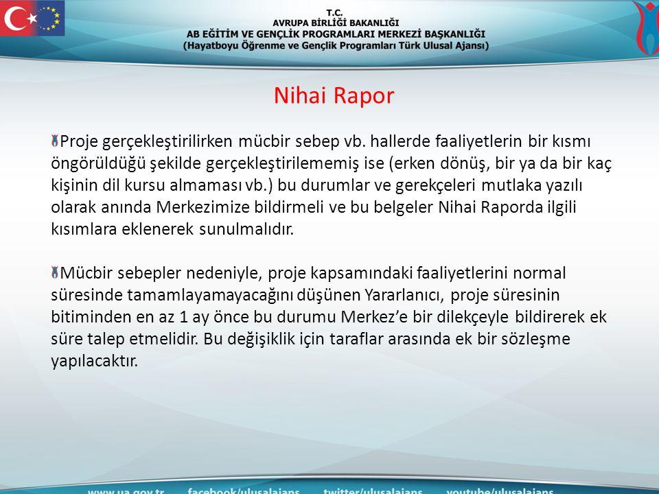 Nihai Rapor