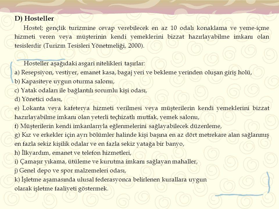 D) Hosteller