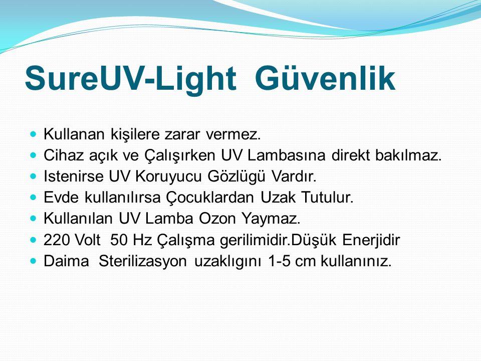 SureUV-Light Güvenlik