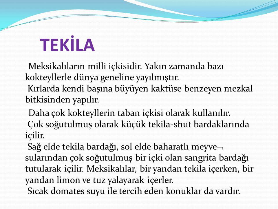 TEKİLA